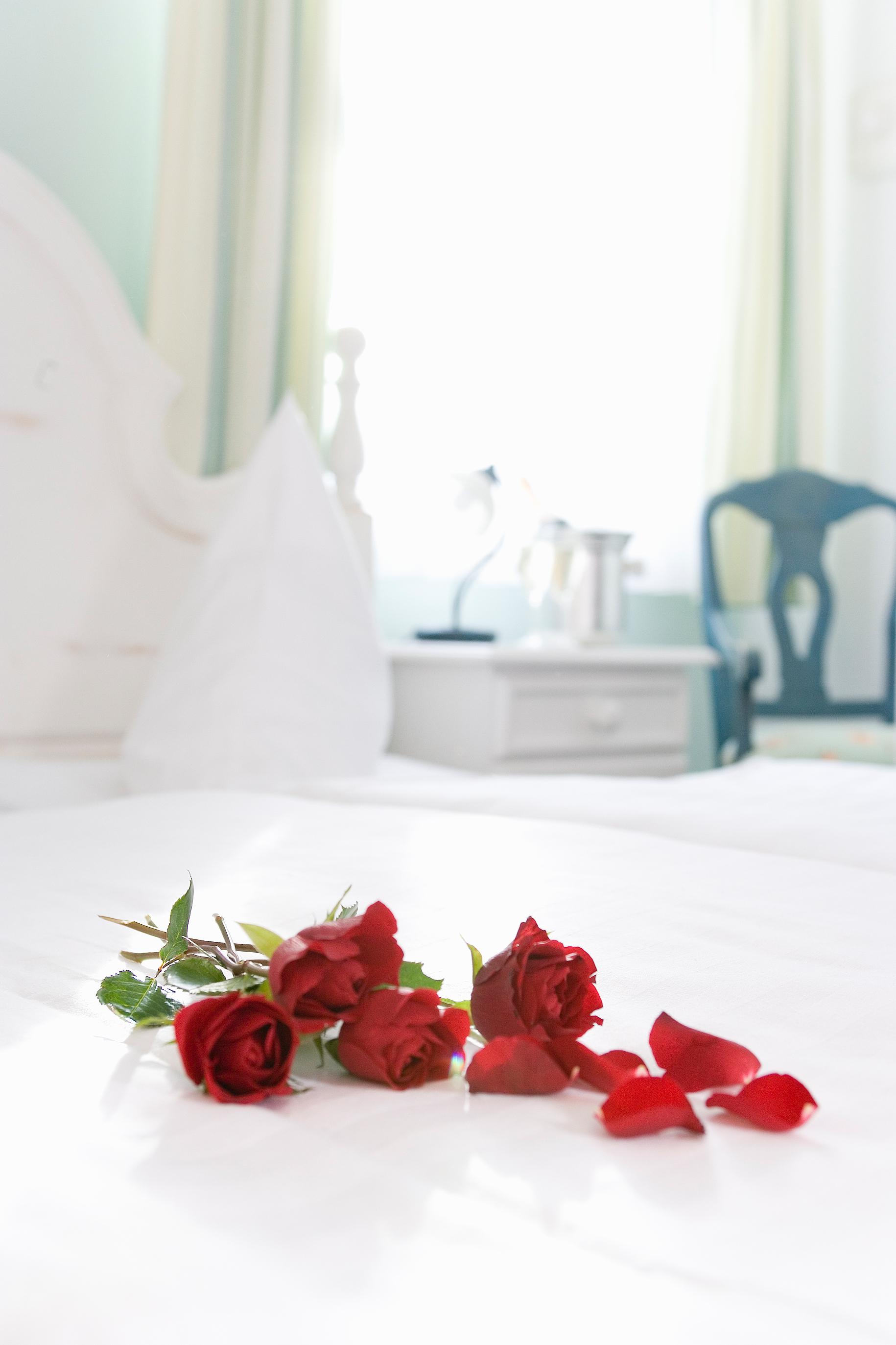 ... Valentinstag Zimmer ...